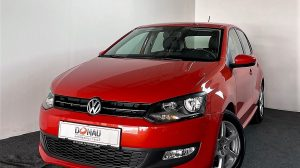 VW Polo 4FRIENDS 1,2 TDI DPF * Tempomat * ERSTBESITZ * bei Donau Automobile in