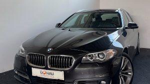 BMW 530d xDrive Touring Aut. * Leder * Navi * Bang&Olufsen bei Donau Automobile in