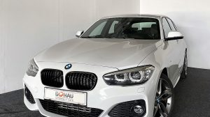 BMW 118d xDrive M Sport * Navi * 18Zoll * Bluetooth * LED * bei Donau Automobile in
