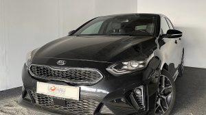 KIA pro ceed 1,4 TGDI GPF GT-Line * AHK * Navi * Kamera * bei Donau Automobile in