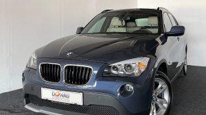 BMW X1 xDrive20d Österreich Paket Aut. * Erstbesitz * VOLL * bei Donau Automobile in