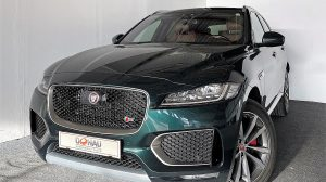 Jaguar F-Pace 30d AWD S Aut.* ACC * Standheizung * Panoramadach * bei Donau Automobile in